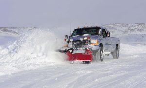 Снегопочистване - Доверете се на нас