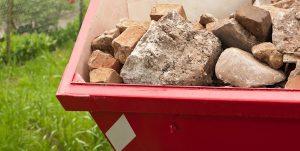 Извозване на строителни отпадъци - чиста работа