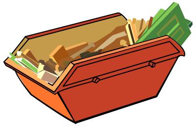 Изхвърляне на строителни отпадъци от Амакс 8 с добри условия - 23