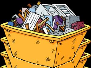 Изхвърляне на строителни отпадъци от Амакс 8 с добри условия - 19