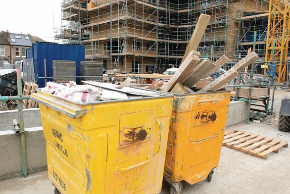 Изхвърляне на строителни отпадъци от Амакс 8 с добри условия - 7
