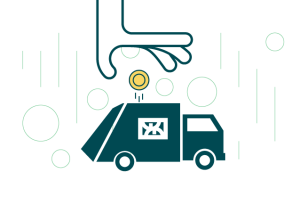 Извозване на отпадъци цена от Амакс 8 - 23