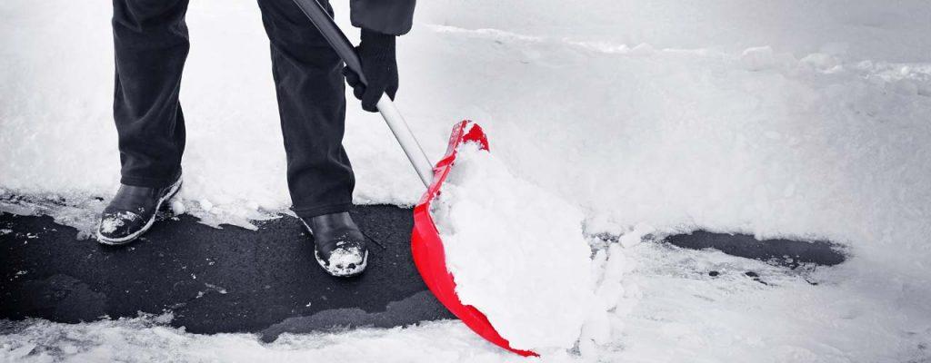 Почистване на сняг от Амакс 8 с бърза работа - 19
