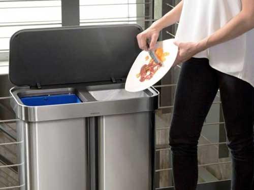 Разделно изхвърляне на отпадъци от Амакс 8 с добро качество - 3