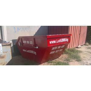 Контейнери за строителни отпадъци 23